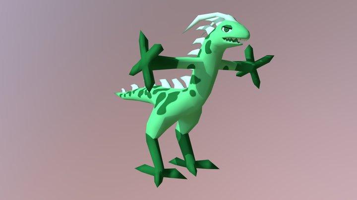 Amtsvane 3D Model