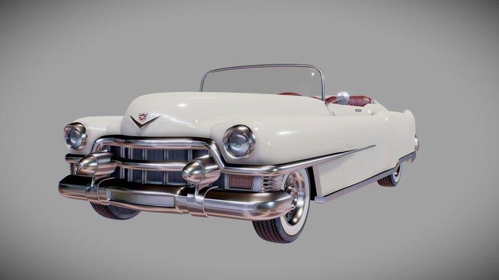 Cadillac - El Dorado 3D Model