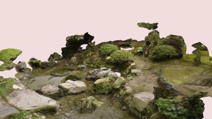 Teagarden 3D Model