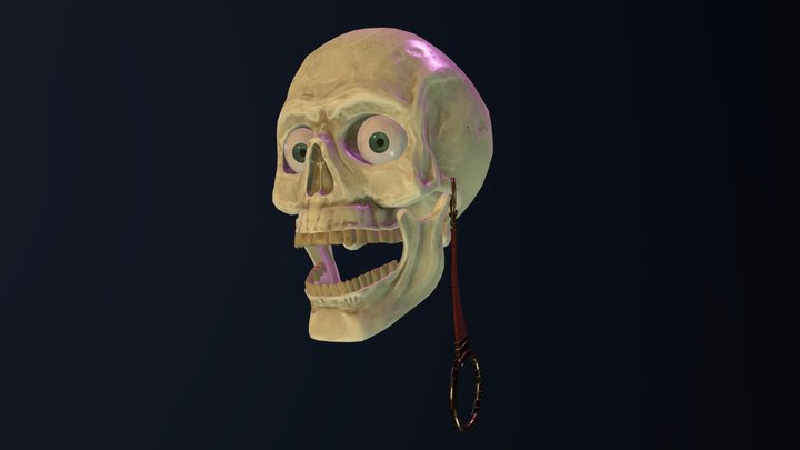 Morte 3D Model