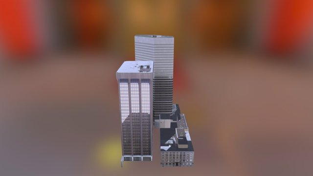 Broadway Lincoln16th17th 3D Model