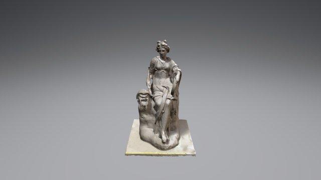Thalia 3D Model
