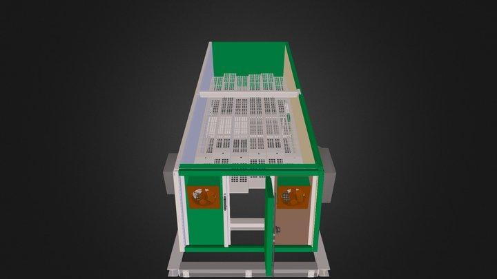 sb60-3 3D Model
