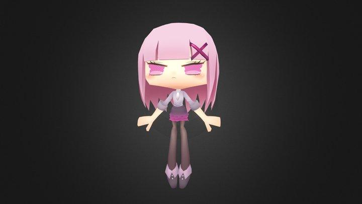 Hakaco 3D Model