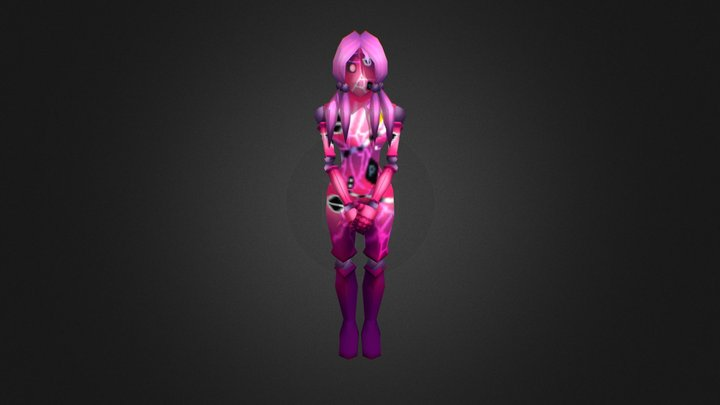 Paisley Park  Low Poly   Jojolion   By ABW 3D Model