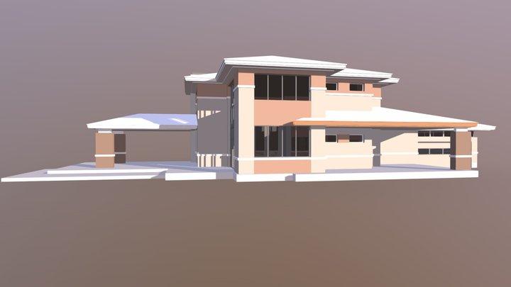 Аврора+модель+5 3D Model