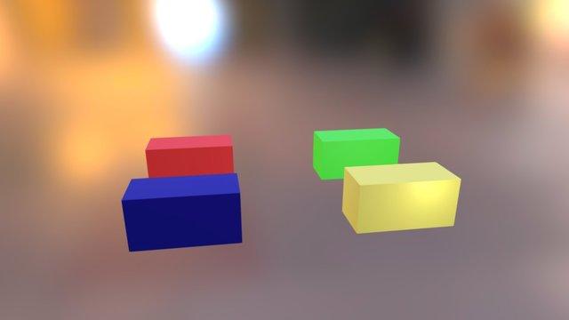 4boxes 3D Model