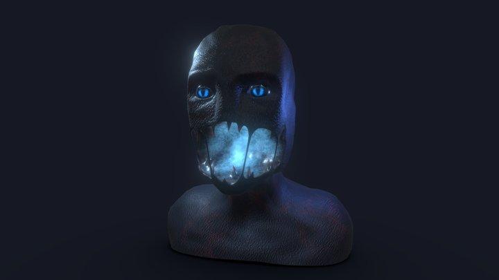 TheLost (Selfportrait edit) 3D Model