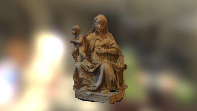Virgin & Child. Victoria & Albert Museum 3D Model