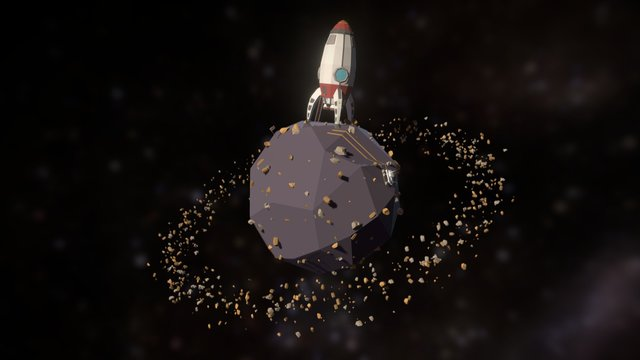 Space exploration [WLP series #8] 3D Model