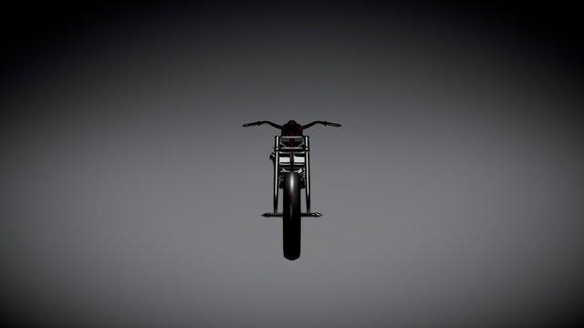 Bike1 3D Model