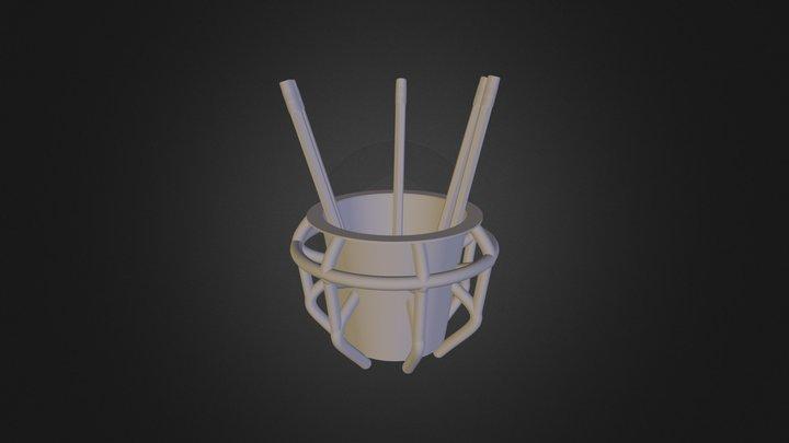 Lapicero 3D Model