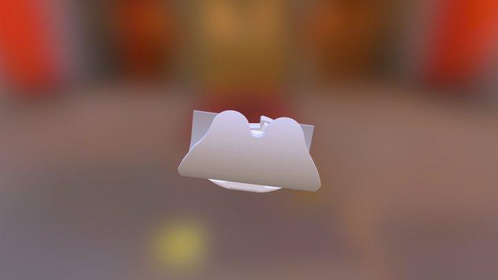 Knee Assembly Improved 3D Model
