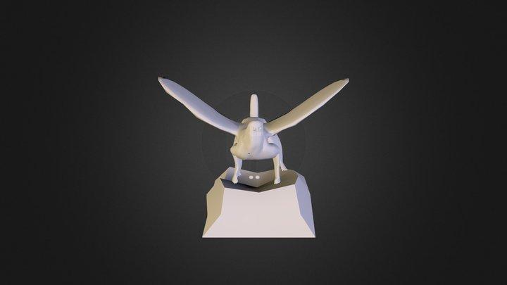 Griffin1 3D Model