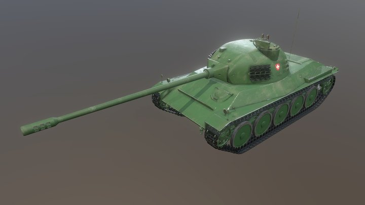 KW 30/52 3D Model