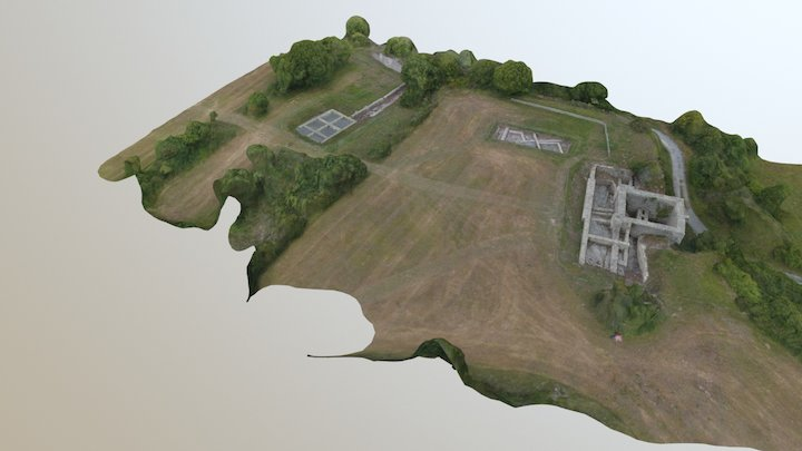Romana Zona 2 Simplified 3d Mesh 3D Model