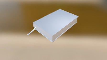BIBLIA SAGRADA 3D Model