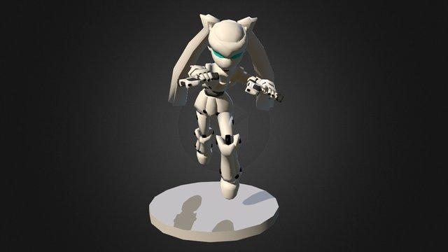 Drossel 3D Model