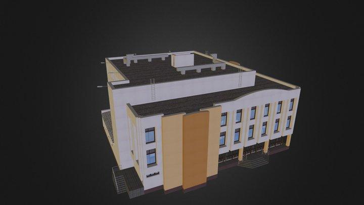Pemza_Bank 3D Model