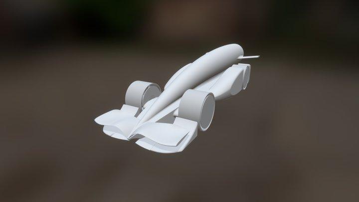 Generation Zero Example 3D Model