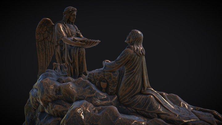 Angel's Mercy 3D Model