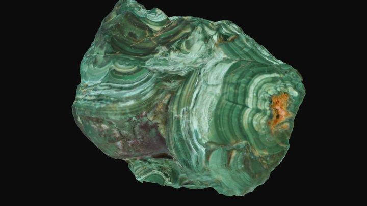 Mineral Sample - 831 3D Model