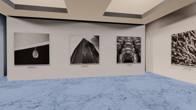 Instamuseum for @putueddy 3D Model