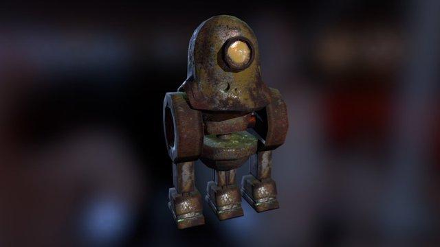 Unnamed Bot 3D Model