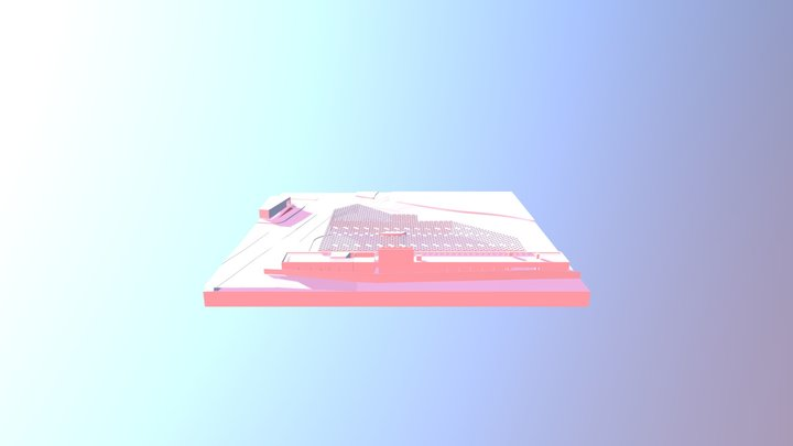 LÉVIN 3D Model