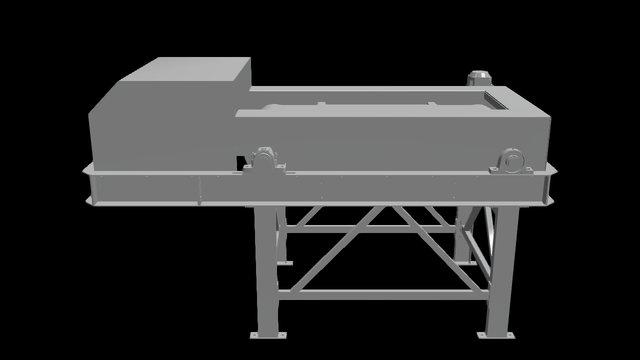 Foucault 700 3D Model