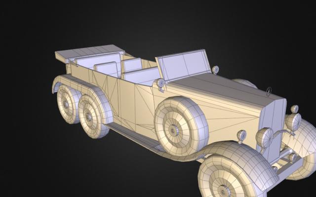 1.obj 3D Model