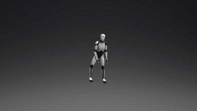 Clip4 3D Model