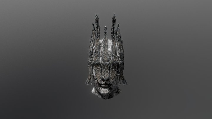 Blind Crown - Oculus Medium 3D Model