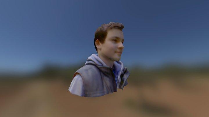 Ruben ply 3D Model