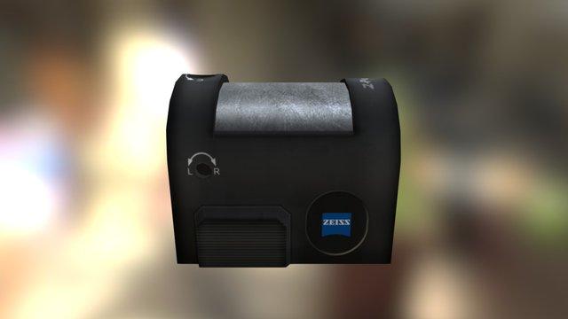 Zeiss Z-Point Sight 3D Model