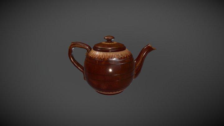 Teapot Arden 3D Model