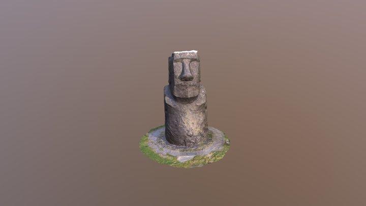 Moai Clontarf 3D Model