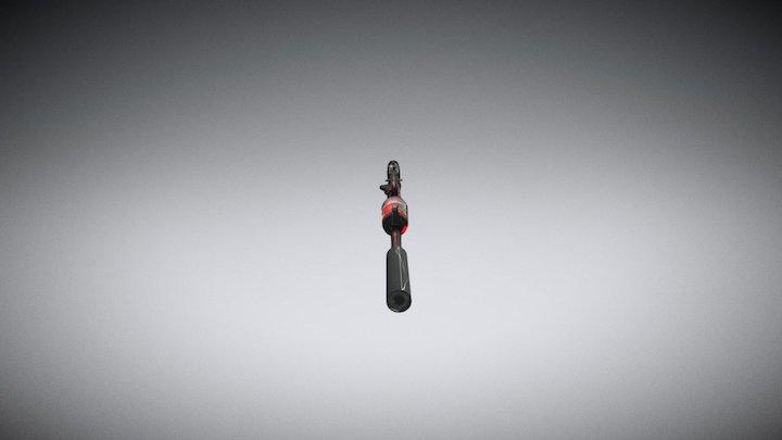"RG | ""Чёрная Вдова"" (""Black Widow"") | M4A1-S 3D Model"
