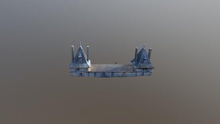 Toiture 3D Model