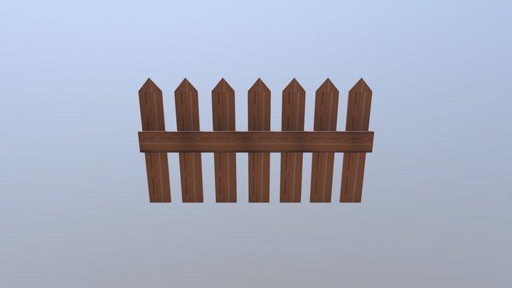 Cerca 3D Model