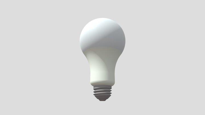 LED 3D Model