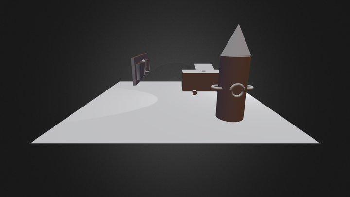 NASA 3D Model