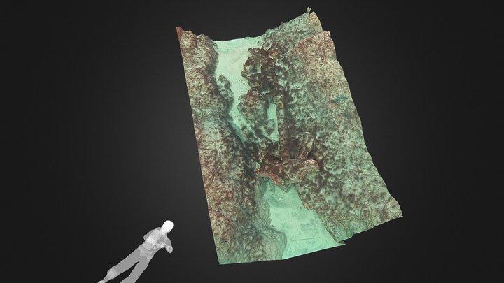 SS Panama, Anchor-01: Expedition Isla Margarita 3D Model