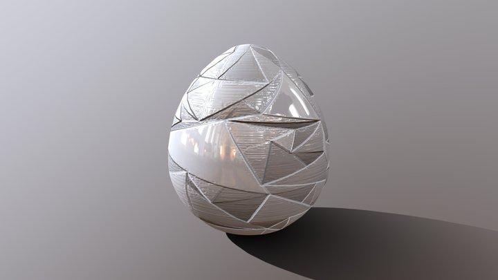 Egg-Test 3D Model