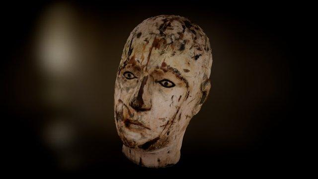 Trepanning dummy 3D Model