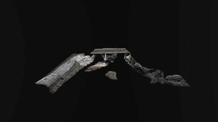 Vestfossen 3D Model