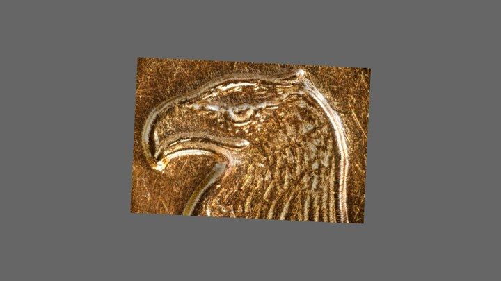 Pratt-Bigelow Coin 3D Model