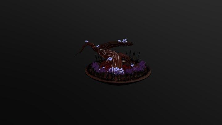Dusk Grove 3D Model