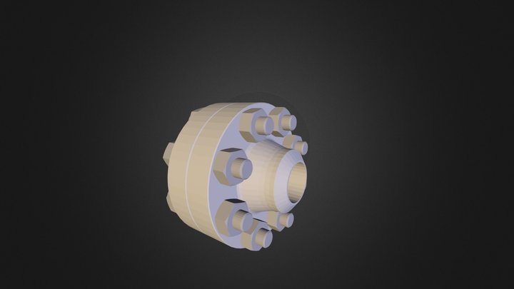 Compact Flanges 3D Model