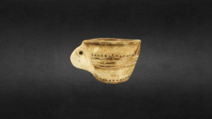 Чашка ліпна 3D Model